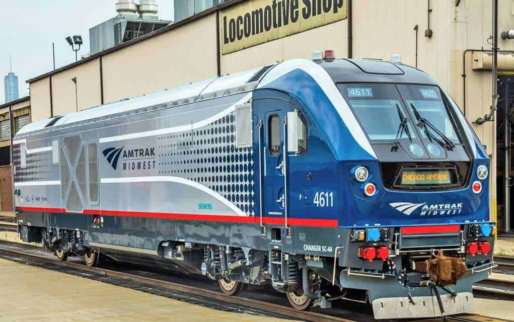 Train News June 6 2018