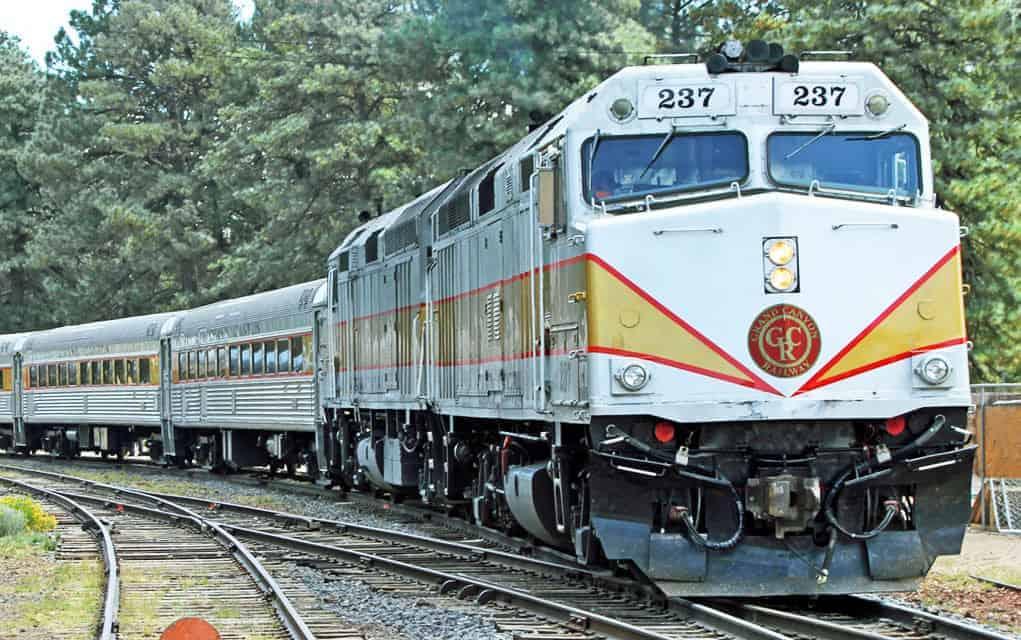 Grand Canyon Railway >> Train Trips Grand Canyon Railway