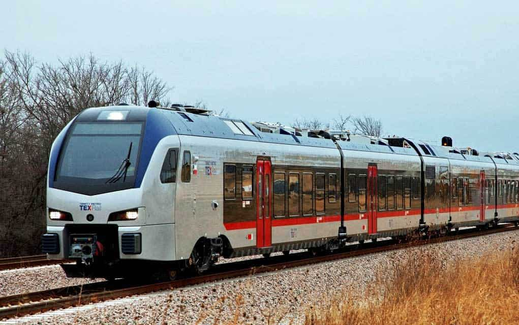 TEXRail opens     VIA Canada     Slow go