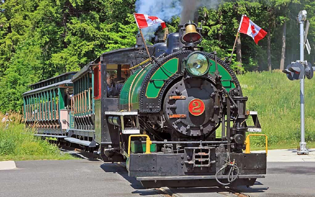 Exploring Ontarios Railway Heritage Rails Across Ontario
