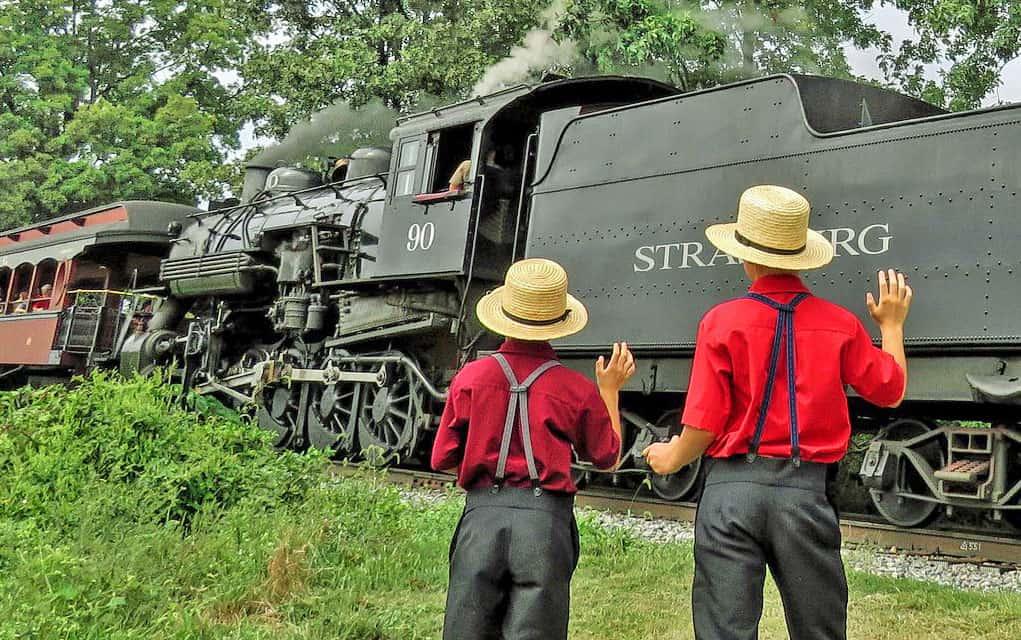 Mid Atlantic Usa Train Rides