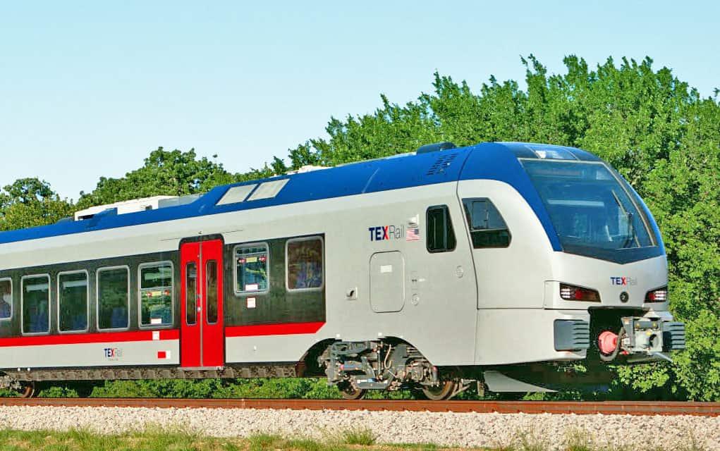 TEXRail adding trains, CP crimps plan, Climate challenge